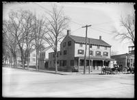 Ye Olden Tavern (Fountain House), Flushing, Queens, New York City, 1901.