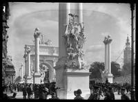 The Dewey Arch, New York City, October 1, 1899.