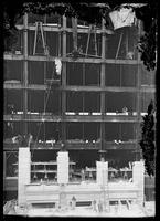 80 Maiden Lane under construction, New York City, 1911.