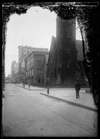 Church of the Holy Communion, on the northeast corner of Sixth Avenue and W. 20th Street, New York City, undated (ca. 1890-1919).