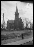 St. Peters Episcopal Church, 2500 Westchester Avenue near Westchester Square, Bronx, New York City, undated (ca. 1890-1919).