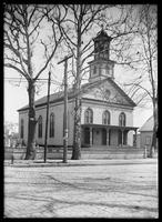 Reformed Dutch Church of Newtown, Elmhurst, Queens, New York, undated (ca. 1882-1919).