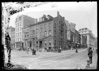 Unidentified corner of State Street, New York City, undated (ca. 1905-1915).