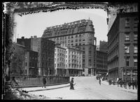 Bowling Green, New York City, May 4, 1902,