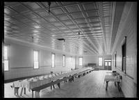 Dining room (?) of the Old Point Comfort Hotel, 4018 Boston Road, Eastchester, Bronx, New York City, undated (ca. 1900-1919).