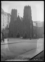 Calvary Church, E. 21st St. & 4th Avenue (now 277 Park Avenue South), New York City, undated (ca. 1890-1919).