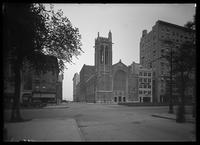 The Broadway Presbyterian Church, Broadway and 114th Street, New York City, 1913.