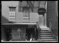 24 Rose Street, New York City, undated (ca. 1895-1906).