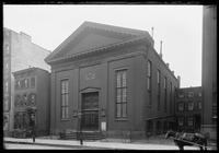 Bloomingdale Methodist Episcopal Church, 253 W. 43rd Street between Seventh Avenue and Eighth Avenue, New York City, [circa 1895].