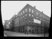 98 William Street at Platt Street, New York City, undated (ca. 1896).