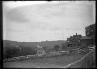 Great Barrington, Massachusetts, viewed from Christian Hill, September 1903.