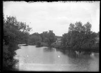 The Housatonic River, Great Barrington, Massachusetts, September 1903.