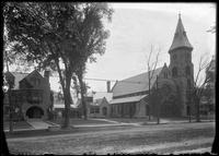 First Congregational Church, Great Barrington, Massachusetts, September 1903.