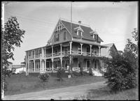 Fabens House hotel, Marblehead Neck, Massachusetts, undated (ca. 1882-1919).