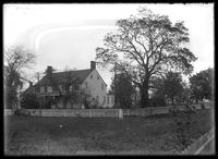 Unidentified house, northeastern United States, undated (ca. 1882-1919).