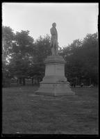 Statue of Alexander Hamilton, Central Park, New York City, undated (ca. 1880-1919).