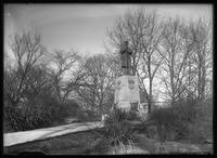 7th Regiment Memorial, Central Park, New York City, undated (ca. 1882-1919).