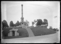 Civil War Soldiers' Monument, Green-Wood Cemetery, Brooklyn, New York, undated (ca. 1882-1919).