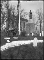 Old West Farms Soldiers' Cemetery, Bryant Avenue and E. 180th Street, Bronx, New     York City, undated (ca. 1882-1919)