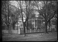 Unidentified mansion, Marblehead Neck, Massachusetts, 1901.