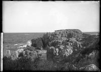 Castle Rock, Marblehead Neck, Massachusetts, 1900.