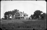 Unidentified house, possibly Marblehead Neck, Massachusetts, undated (ca.     1882-1919).