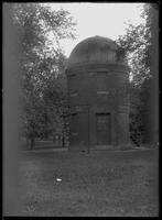 Columbia University's Wilde Observatory, Broadway and W. 120th Street, New York     City, undated (ca. 1906-1919).