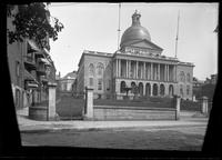Massachusetts State House, Boston, Massachusetts, undated (ca.     1882-1919).