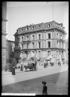 The A.T. Stewart Mansion, Fifth Ave. and 34th Street, just prior to demolition, New York City, undated (ca. 1901).