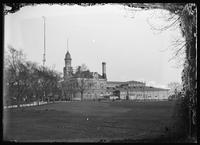 Barge Office, Battery, New York City, April 17, 1902.
