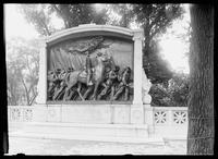 Robert Gould Shaw Memorial, Boston Common, Boston, Massachusetts, 1899.