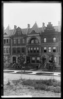 45-49 Convent Avenue, New York City, 1889.
