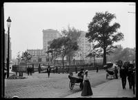 Battery Park, New York City, undated (ca. 1900-1915).