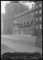 The Little Theatre (later the Helen Hays Theatre), 240 W. 44th Street, New York City, undated (ca. 1912-1919).