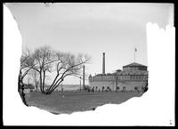 Battery Park and Castle Garden, New York City, undated (ca. 1890-1910).