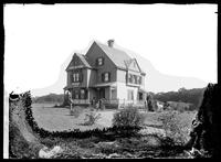 Unidentified suburban house, Bayside, Queens, New York, 1890.
