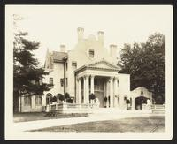 William Gould Brokaw residence, undated [circa 1900-1910].