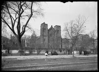 St. George's Episcopal Church, E. 16th Street and Stuyvesant Square, New York City, 1905.