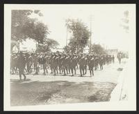 Post Office parade, Taft trip, (Philippines?), undated [circa 1905].