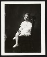 Unidentified child, undated [circa 1900-1910].