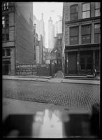 17 and 19 John Street,  New York City, undated (ca. 1899).