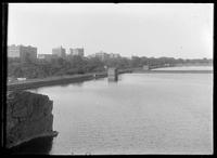 The Central Park reservoir, New York City, undated (ca. 1890-1919).
