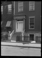 8 Washington Square, Greenwich Village, New York City, undated (ca. 1890-1910).