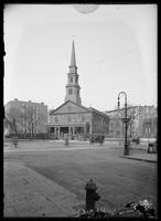 St. Mark's Church-in-the-Bowery, Second Avenue, Stuyvesant Street, and E. 10th Street, New York City, undated (ca. 1890-1919).