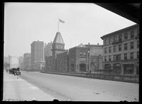 22nd Regiment Armory, 1988 Broadway, New York City, undated (ca. 1892-1919).