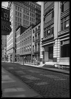 51, 53-55, 57, and 59 John Street, New York City, undated (ca. 1890-1919).