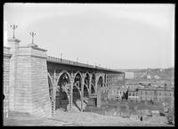 The Riverside Drive Viaduct, New York City, January 19, 1902.