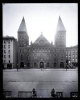 Adams Memorial Presbyterian Church, 30th Street between Second Avenue and Third Avenue, New York City, 1913.