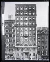 69 - 74 West 46th Street, New York City, undated. Includes the Hotel Richmond at no. 70 - 72.