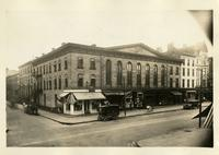 Brooklyn: Berrean Building, southwest corner of Court Street and State Street, 1922. Built 1867.